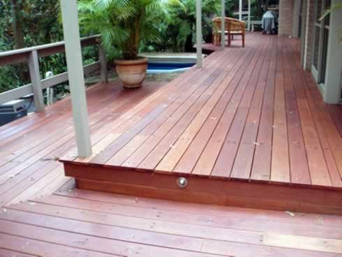 Renovations decking redlands real estate information for Timber decking seconds